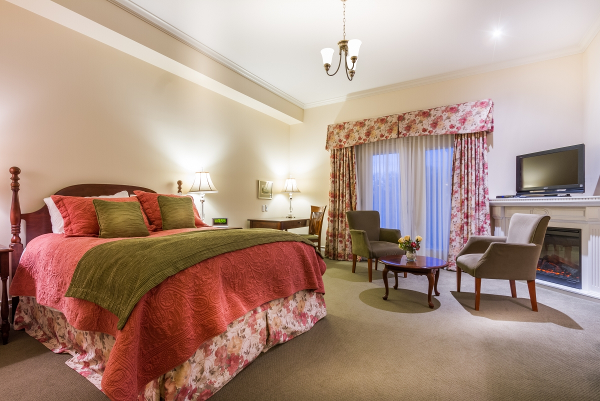 Waring House premium rooms